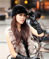(#11-VC0201)free shipping fashion women's/lady's Mink fur hat/real fur hood/mink hat/wholesale