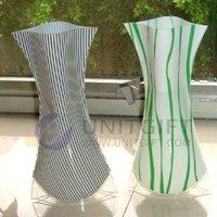 2010 Gift,pvc flower vase(pot)