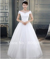 Free Shipping! wedding dress/wedding gown/bridal wedding dress/exquisite lace dress