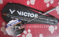 Victor Badminton Rackets racquet  Brave Sword 11 100% carbon fibre 2 pieces/lot  free shipping accept Credit card