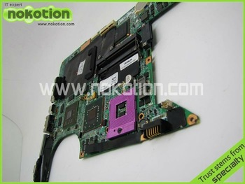 447983-001 FOR HP Pavilion dv9000 dv9500 MOTHERBOARD  intel 965pm ,NVIDIA CHIP,Memory video