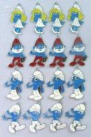Wholesale - Xmas Gift ! Hot ! New 500 pcs Cartoon DIY Charm Metal Pendant jewelry Make