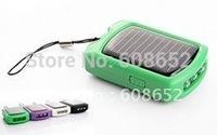 Wholesale Solar MD966  LED flashlight, LED solar flashlight, portable lamps, flashlights