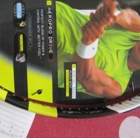 tennis racket  Grip:4 1/4 or 4 3/8 famous brand accept credit card free shipping 4 pieces/lot