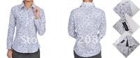 2012 New Arrival Women Cotton Shirt,Lady Blouse,Brand T-Shirt