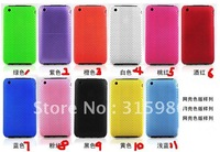 2011 Free Shipping Case For S5830 Net Mesh Hard Plastic Cover for SamSung S5830 I579 Galaxy ace 50pcs / lot