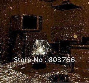 free shipping Romantic Star Four Seasons Celestial Science projector lamp light adults Hyun Rainbow Magic Star toy model hobby