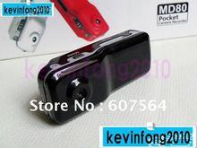free shipping NEW Mini DV DVR Sports Video Camera Webcam MD80  DC Camera er(China (Mainland))
