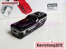 X5 free shipping NEW Mini DV DVR Sports Video Camera Webcam MD80  DC Camera er(China (Mainland))