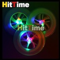 Hot Colorful Spin LED Light Outdoor Toy Flying Saucer Disc Frisbee UFO Kid Toy  [8607|01|01]