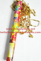 Free shipping+ 30pcs/lot  50cm Hand-hold foil Confetti (CE Passed, )