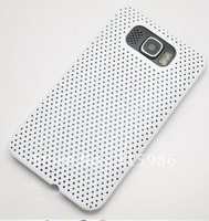 2011 Free Shipping For HTC HD2 T8585 T8588 Case,Net Mesh case Hard Plastic Case for HTC HD2 T8585 T8588