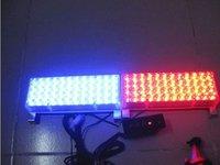 96 LED Car Flash Strobe Light 3 Flashing Modes Emergency  warning Red / blue / White etc Free Shipping