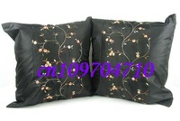 wholesale 6pcs machine embroidery colourful brocade Cushion Cover home soft furnishings pillow soft bag pocket