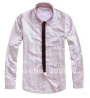 Men Cotton Long-Sleeve Shirt