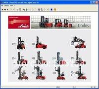 Linde Forklift Trucks 2012 (Spare parts for Linde forklift trucks)