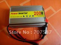Power Inverter Car Adapter USB 200W DC12V to AC220V USB
