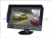 9inch Car LCD Monitor,800*480,Two Video Inputs,12V~24V DC