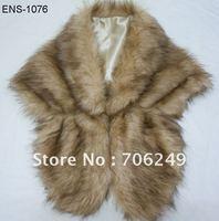 FREE SHIPPING,fake fur shawl,fox fur shawl,winter shawl,fake fur scarf,high quality scarf