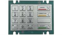 IP65 vandal proof industrial stainless steel numeric keypad(X-KN162B)