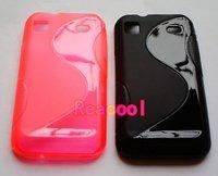 S Styele TPU Skin Case For Samsung Galaxy SL i9003
