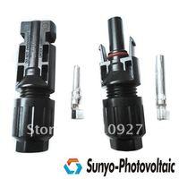 IP68 solar connectors mc4 high quaility TUV standard made in China Free shipping
