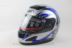 YH-B98-T7 Blue Sliver Helmet Motorcycle / Racing Helmet / Motorcycle Helmet(China (Mainland))