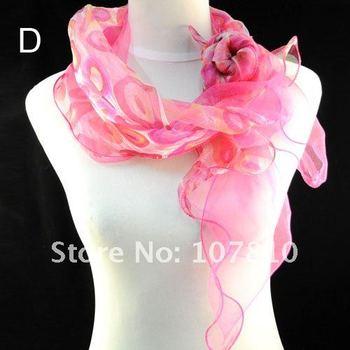 $7.65 elegant spring polyester scarf ,NL-1522,no shipping