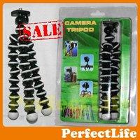 Hot sale Camera Tripod 100pcs/lot Flexible Ball octopus Leg Digital Camera Tripod A019A001
