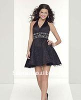 2011 Hot Sale Sexy Full Beaded Women's Night Dress
