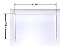 """U""shape CCFL 207mm*126mm"