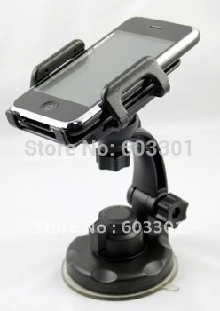 For iphone holder, universal phone holder, universal car holder for mobile phone,color box packing