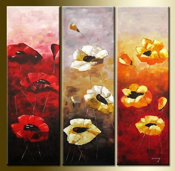 Free shipping handmade oil painting canvas art abstract  home decoration new arrival P20 HOT