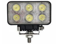 Super bright New  Arrival-18W tractor offroad LED work light,working lamp,Fog light kit,Free shipping
