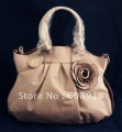 Top Grade Pig Nappa Leather, Ladies bag, 2012 Fashion hand bag, multi-use leather bag