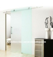 simple sliding glass door full set hardware+free shipping