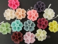 free shipping ZAKKA High quality DIY Jewelry accessories, resin, flowers