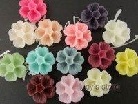 free shipping ZAKKA High quality DIY Jewelry accessories, resin, flowers