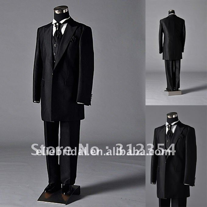 bb9bad24 high quality men 39s tuxedo wedding suits 6 parts real photoes mens wedding