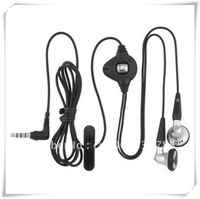 OEM 3.5mm Stereo Earphone Headset for  Torch 9800 9810 BOLD2 9900 9930 Bold 9780 9700 Curve 8520 8900 Pearl