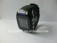 GPS watch tracker with wrist
