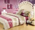 Beautiful 100% cotton bed sheet duvet cover quilt cover comforter cover bedding bag bed sack cotton wadding for a quilt
