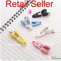 [MOQ 10 pcs] Mini Scissors Cellphone Strap Charm Little Scissors Keychain Free Shipping