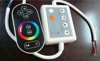 8key RF RGB led touch controller,DC12-24V input