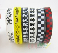 100pcs/lot Candy colors, Tide Hand Ring,Silica gel bracelet Free shipping