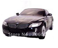 Wholesale 24PCS/LOT  1:24 Scale Medium RC Luxury z4 Car / Plastic Rc Car Xmas Gift