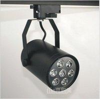 LED track light 7W white energy saving rail light decorate lamp store light high quality high lumens lamp 2 years warranty