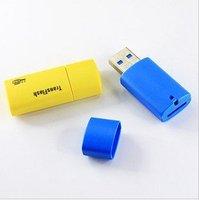 Micro SDHC SD T-Flash USB 2.0 Card Reader 32GB 50pcs/lot