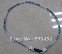 Free Shipping Single customized necklace 300pcs Germanium Titanium neckalce, Fashion Necklace,Sports necklace, Accept OEM