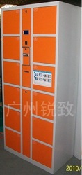 Manufacturers selling 12 Doors Bar Code Scanning Lockers/Package of counter/ Storage Cabinet/RE-TM12(China (Mainland))